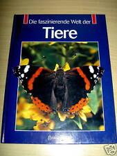 La fascinante Welt der ANIMALES / LIBRO v.Bassermann