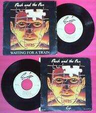 LP 45 7'' FLASH AND THE PAN Waiting for a train Where were love no cd mc dvd