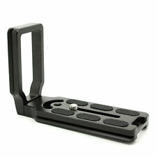 Universal MPU100 Quick Release L Plate Bracket for Camera Benro Arca Swiss