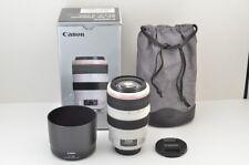 Canon Ef 70-300mm F4-5.6L Is USM Af Objetivo para Canon Eos Ef Soporte #181124w