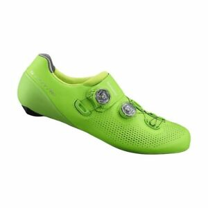 Shimano S-Phyre RC901 Road Shoes - Green