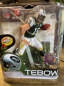 NEW YORK JETS TIM TEBOW #15 NFL SERIES 30 FOOTBALL ACTION FIGURES*