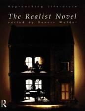 Acceptable, The Realist Novel (Approaching Literature), Walder, Dennis, Book