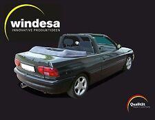 Ford Escort Cabriolet CONVERTIBLE WIND DEFLECTOR wind stop screen (Bodi XL)
