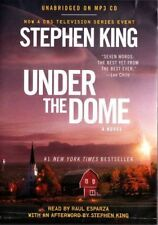 Stephen King Fiction & Literature MP3 Audio Books