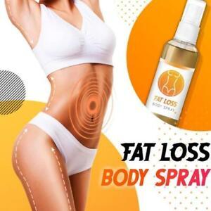 10ml Herbal Fat Loss Spray Weight Loss Fat Burning Body Slimming Spray Hot Sale