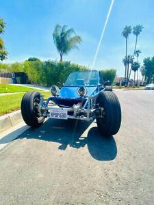 street legal vw sandrail California car offroad street car Roadster buggy sxs