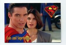 Skybox 1995 Lois & Clark New Adventures of Superman Prototype Promo Card L&C2