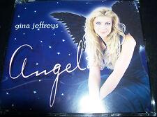 Gina Jeffreys Angel Rare Australian Country CD Single