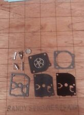ZAMA carburetor repair rebuild kit McCulloch Mac 3200 3210 3214 3205 3514 3516