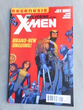 WOLVERINE AND THE X-MEN VOL 1 N° 1 A 3 VO EXCELLENT ETAT / NEAR MINT