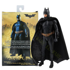 "NECA DC Comic Batman Begins 7"" Christian Bale Ⅱ Action Figure Model"