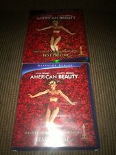 American Beauty (Blu-ray Disc, 2010) with Slipcover