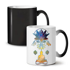 Indian Yoga Changeant Couleur Thé Tasse de Café 11 OZ (environ 311.84 g) | wellc...