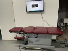 Hill Ha90c Chiropractic Table Manual Drops Cervical Thoracic Pelvic Drop Table