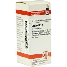 CACTUS D 12 Globuli 10g PZN 2637948