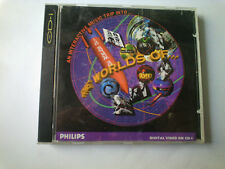 THE WORLDS OF PHILIPS CD-I COMPLETE