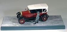 Rio 1:43 1919 Fiat 501 Fiume, w/ Gabriele D'Annunzio figurine
