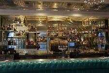 More details for bespoke brass back bar displays