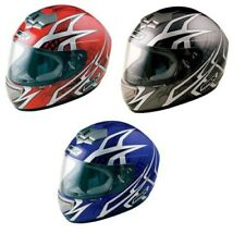 Oxford Motorcycle Motorbike Bx-1 Web Removable breath Guard Full Face Helmet