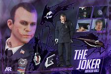 1/6 The Dark Knight Joker Police Officer Figure USA AR Toys Hot DX Batman