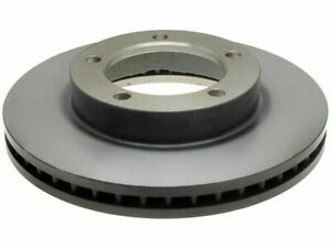 For 2000 Workhorse P30 Brake Rotor Front AC Delco 67179KQ