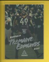 Tremaine Edmunds RC 🏈 2018 Panini Luminance Rookie Card # 196 Buffalo Bills LB