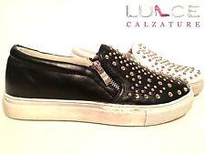 Scarpe Donna Sneakers strass zeppa tacco basso sport  cod.121-lucecalzature-