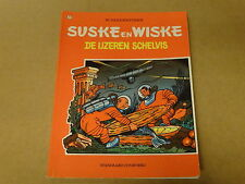 STRIP / SUSKE EN WISKE 76: DE IJZEREN SCHELVIS   Herdruk 1972