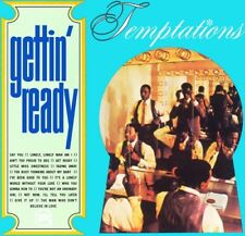 The Temptations - Gettin' Ready [New Vinyl LP] Holland - Import