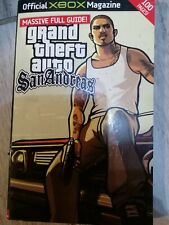 grand theft auto san andreas guide book Cheats 100 Pages