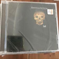APOCALYPTICA - CULT - CD HARMAGEDDON 2014 MINT NUEVO
