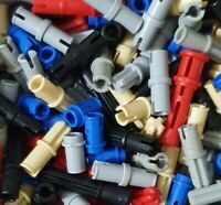 LEGO 15x Technic PINS - Axles Rods Shafts - 2780 43093 32002 32054