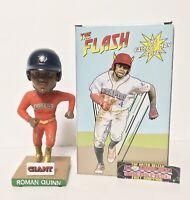 Roman Quinn Lehigh Valley Ironpigs Bobblehead The Flash SGA Phillies - Brand New