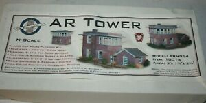 N Scale Architect Pennsylvania (PRR) N SCALE  AR TOWER / #10014