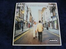 Oasis - (What's The Story) Morning Glory 1995 UK DOUBLE VINYL LP CREATION 1st