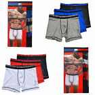 Tommy Hilfiger Underwear Mens 3 Pack Stretch Boxer Briefs Tech Active Sport New