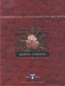 Le composizioni scenografiche nei Buffet - PEPPO TONON - Etoile