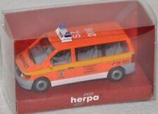 "Herpa 043762-MERCEDES-BENZ VITO BUS ""BFW Salzgitter"", h0, 1:87 NUOVO + OVP"