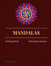 Mandalas : Coloring Book - Libro para Colorear by Carlos Barahona (2016,...