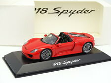 Spark 1/43 - Porsche 918 Spyder Rouge