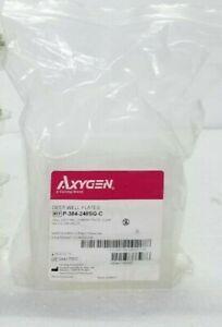 Axygen P-384-240SQ-C 240ul 384 Deep Well Diamond Plate Microplate Square