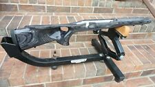 Remington 700 L/A BDL GLOSS GRAY STOCK ALUMINUM Bedding BLOCK FREE SHIP # 568