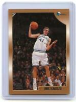 1998-99 Topps #154 Dirk Nowitzki Mavericks Rookie Card