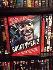 Masters of Horror 2002 Documentary AKA Boogeymen 2 DVD