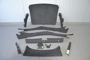 Aston Martin Vantage Alcantara Sky Headliner Indoor Sky Trim Cover Interior