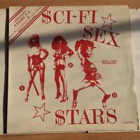 """Sci-Fi Sex Stars - Rockit Miss USA/ Teenage Thunder UK 12"""" Vinyl LE NM Unplayed!"""
