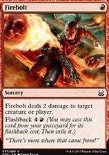 4X Firebolt NM Duel Decks: Mind vs. Might Red Common