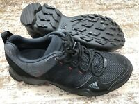 Adidas Men's Terrex AX2 Shoes Black / Red - Pick size - Pre-owned