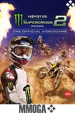 Monster Energy Supercross The Official Videogame 2 - Steam PC Spiel Code EU/DE